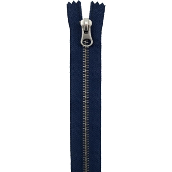 Tim Holtz Eclectic Elements NAVY 24 Inch Separating Zipper 016363