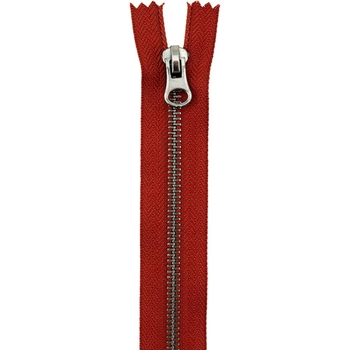 Tim Holtz Eclectic Elements RED 14 Inch Closed End Zipper 016301