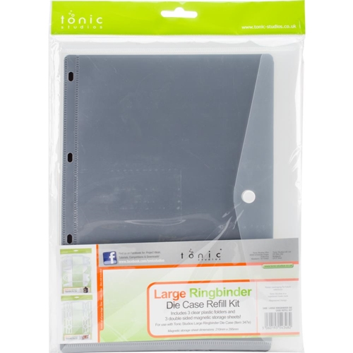 Tonic LARGE RINGBINDER DIE CASE REFILL KIT 348E Preview Image