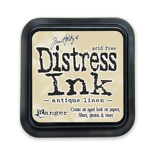 Tim Holtz Antique Linen Distress Ink