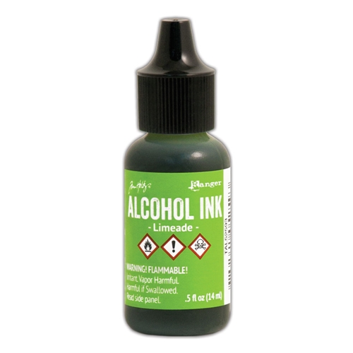 Tim Holtz Alcohol Ink LIMEADE Ranger TAL52593 Preview Image