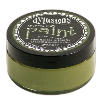 Ranger Dylusions Paint CHOPPED PESTO DYP52715