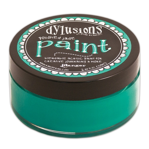 Ranger Dylusions Paint POLISHED JADE DYP52739 Preview Image