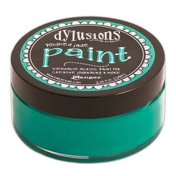 Ranger Dylusions Paint POLISHED JADE DYP52739