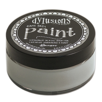 Ranger Dylusions Paint SLATE GREY DYP52753