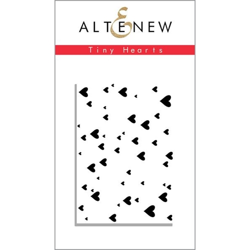 Altenew TINY HEARTS Clear Stamp Set ALT1129 Preview Image