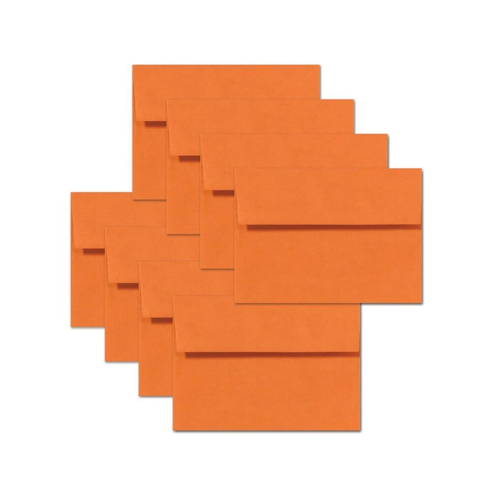 Simon Says Stamp Envelopes ORANGE PEEL ssse02 zoom image