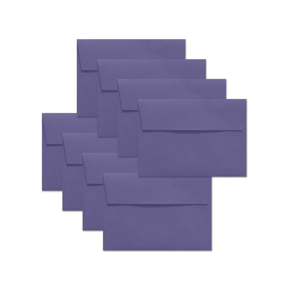 Simon Says Stamp Envelopes BLUE VIOLET ssse09 zoom image