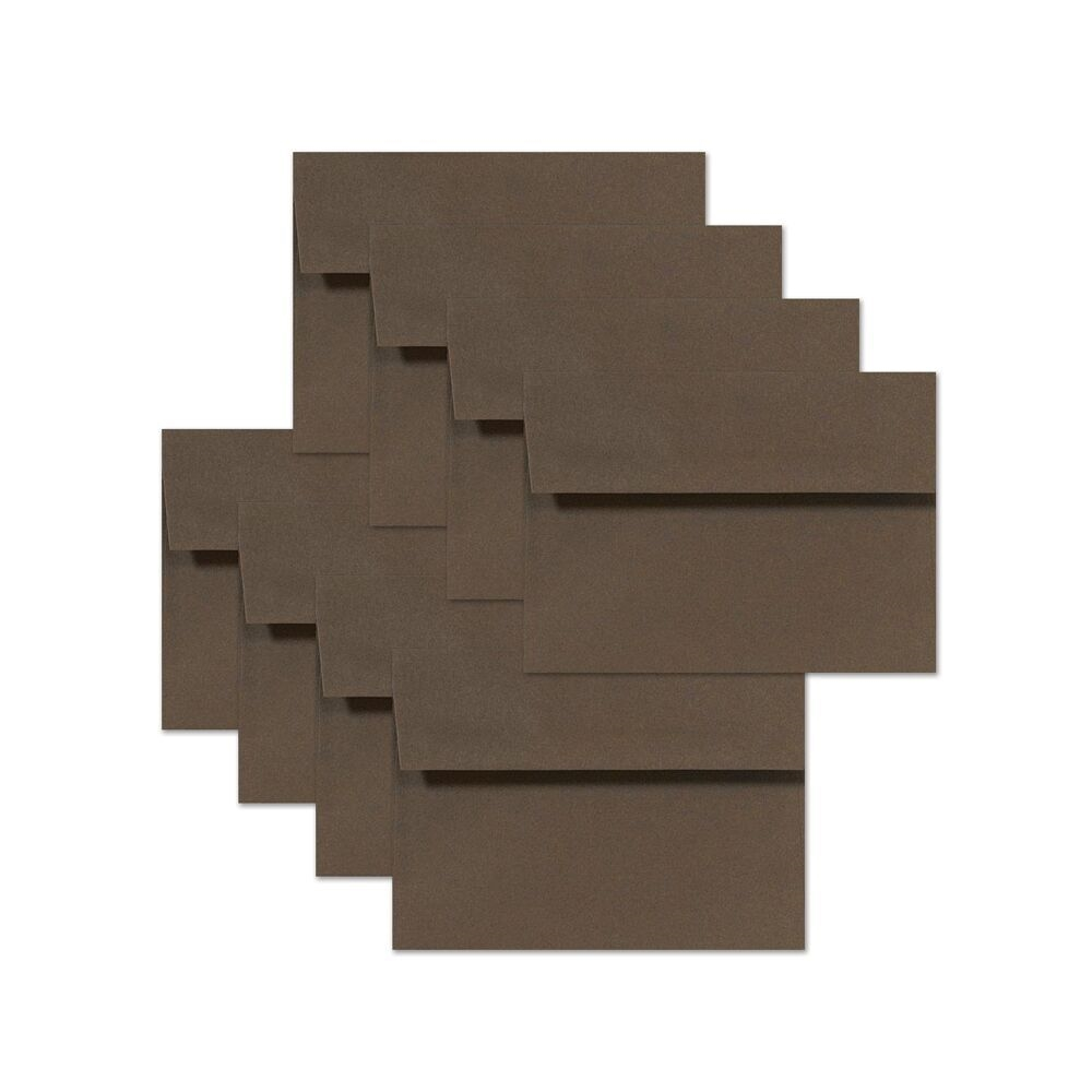 Simon Says Stamp Envelopes DARK CHOCOLATE ssse15 zoom image