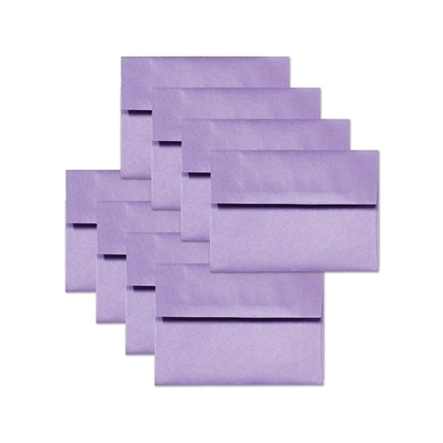 Simon Says Stamp Envelopes METALLIC LAVENDER ssse22 Preview Image