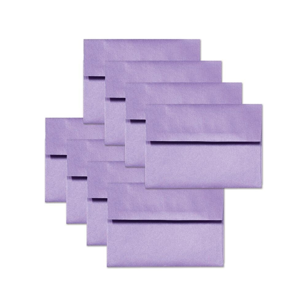 Simon Says Stamp Envelopes METALLIC LAVENDER ssse22 zoom image