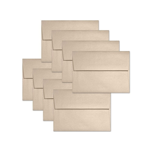 Simon Says Stamp Envelopes METALLIC KHAKI SSSe26 Preview Image