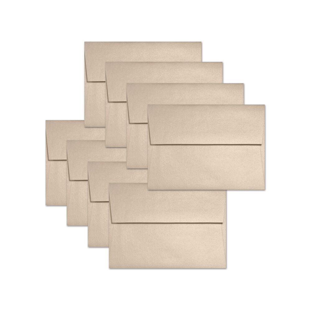 Simon Says Stamp Envelopes METALLIC KHAKI SSSe26 zoom image