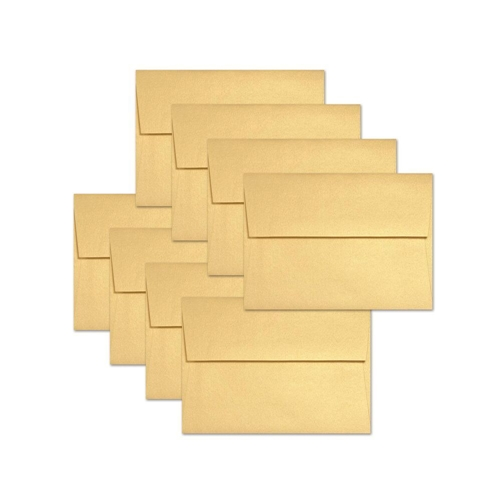 Simon Says Stamp Envelopes METALLIC GOLD ssse31 Preview Image