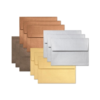 Simon Says Stamp Envelopes SET OF METALLICS ssse35