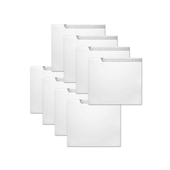 Simon Says Stamp Envelopes CLEAR TRANSLUCENT ssse37