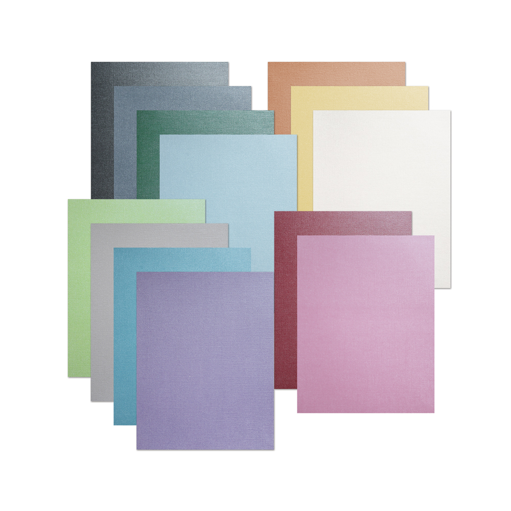 Simon Says Stamp Cardstock GLIMMERY ASSORTMENT PACK ASTGLM13