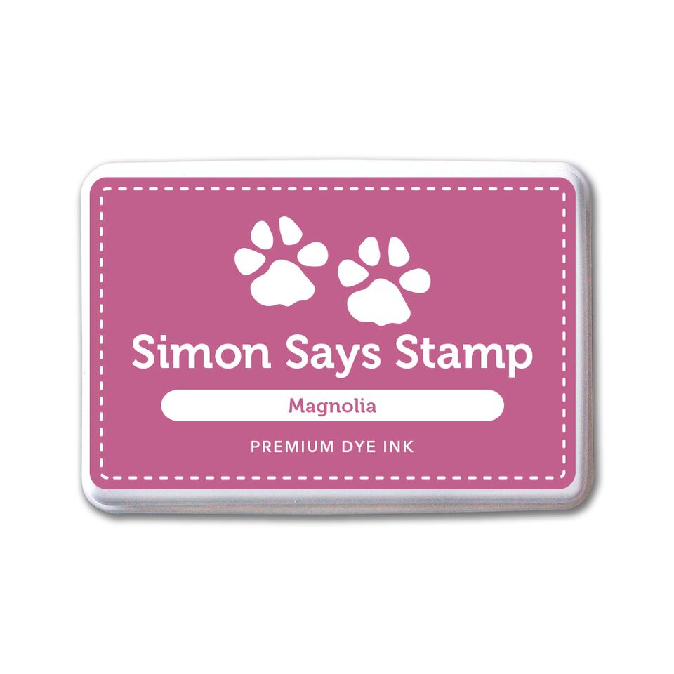 Simon Says Stamp Premium Dye Ink Pad MAGNOLIA ink070 zoom image