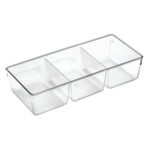 InterDesign CLARITY TRAY 3 39580 Preview Image