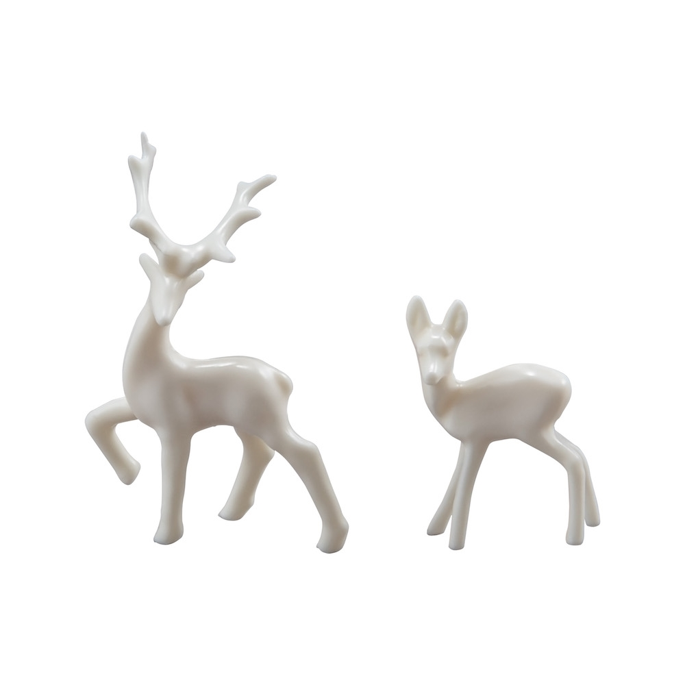 Tim Holtz Idea-ology DECORATIVE DEER Findings th93994 zoom image