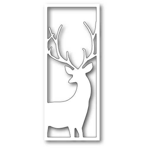 Memory Box GRACEFUL STAG COLLAGE Craft Die 99604 Preview Image