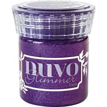Tonic AMETHYST PURPLE Nuvo Glimmer Paste 956N