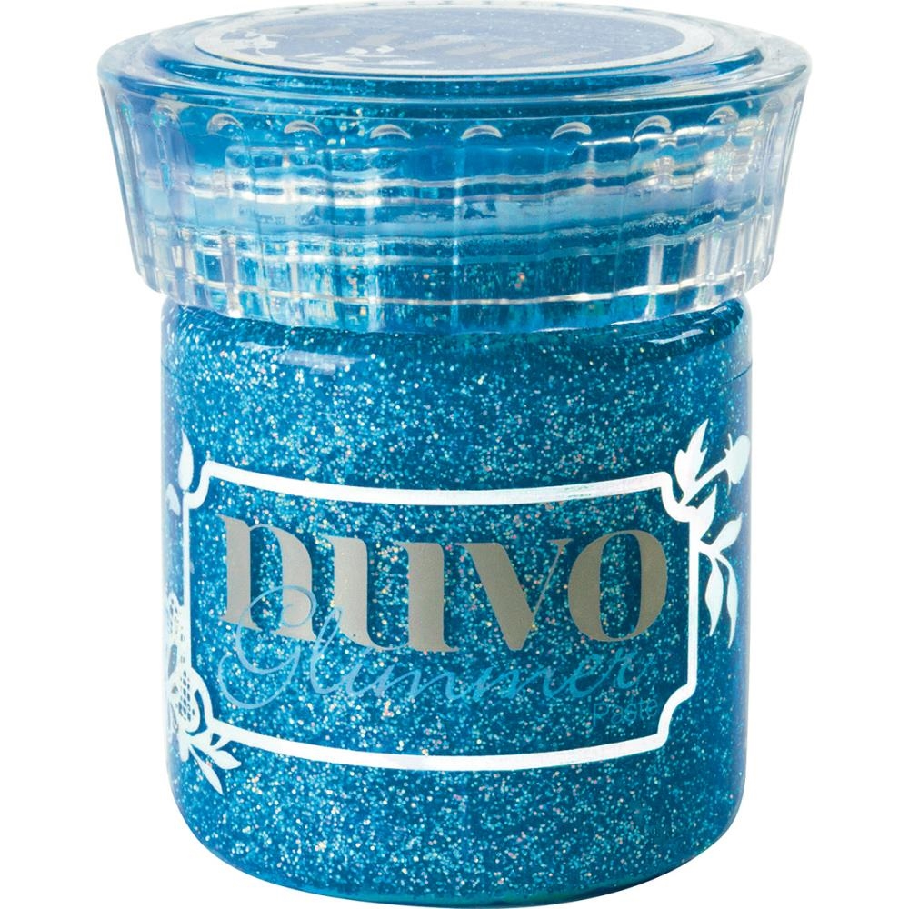 Tonic SAPPHIRE BLUE Nuvo Glimmer Paste 957N zoom image