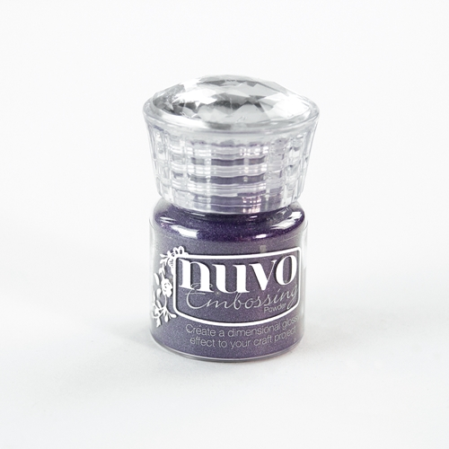 Tonic PURPLE HAZE Nuvo Embossing Powder 610N Preview Image