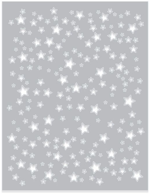 Hero Arts STAR CONFETTI Fancy Cuts Die DI331 zoom image
