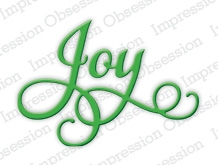 Impression Obsession Steel Dies JOY DIE436-D Preview Image