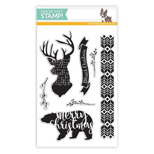 Simon Says Clear Stamps MAGICAL CHRISTMAS SSS101669 Believe In The Season Preview Image
