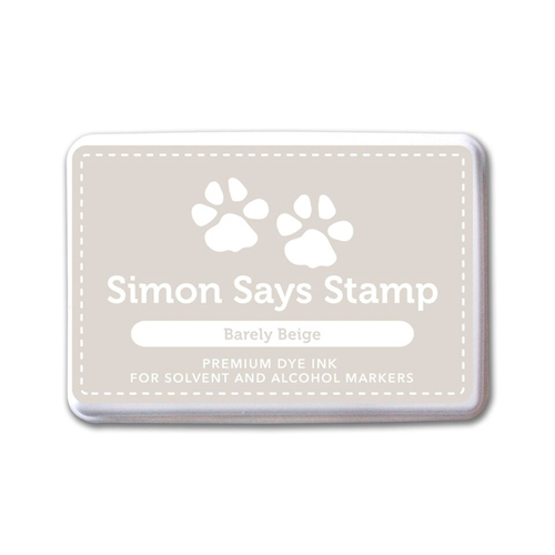 Simon Says Stamp Barely Beige Ink Pad