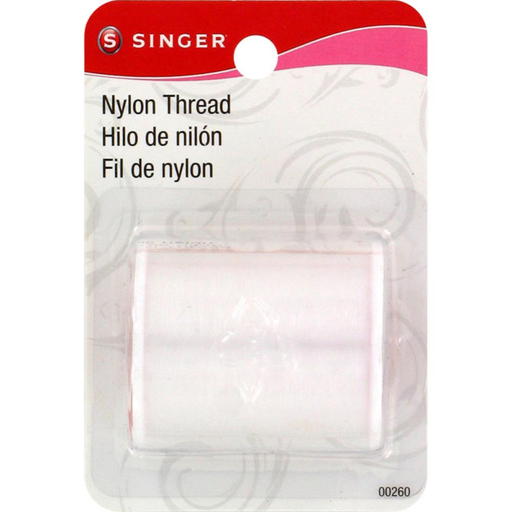 Singer Clear Thread 135 Yards zoom image