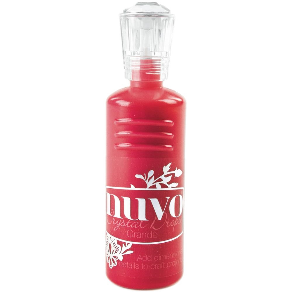 Tonic RED BERRY Grande Nuvo Crystal Drops 793N* zoom image