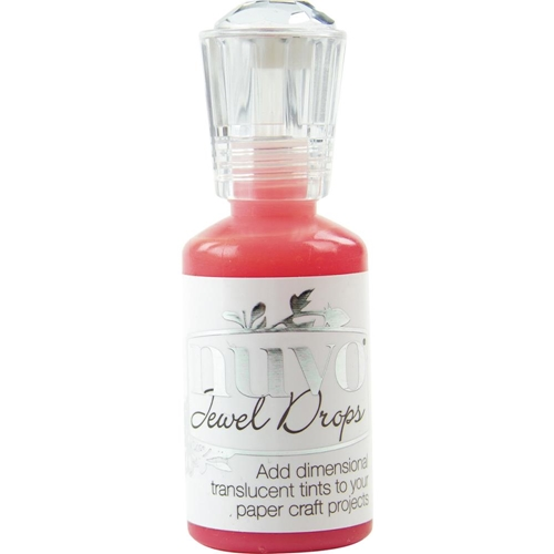 Tonic STRAWBERRY COULIS Nuvo Jewel Drops 643N Preview Image