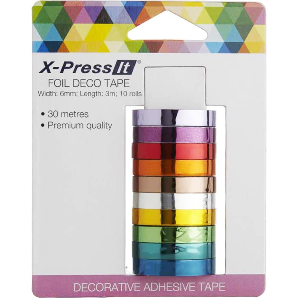 Copic X-Press It DECO TAPE 10 Pack DTF610A zoom image