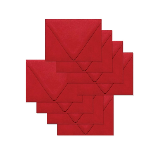 Simon Says Stamp Schoolhouse Red V-Flap Envelopes