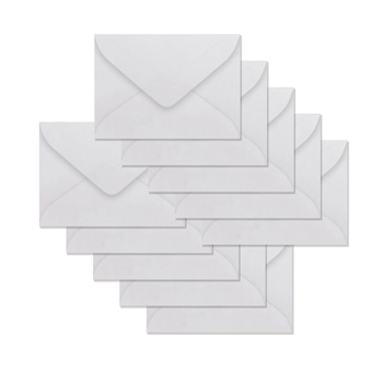 Simon Says Stamp Envelopes MINI CLEAR SSSE46