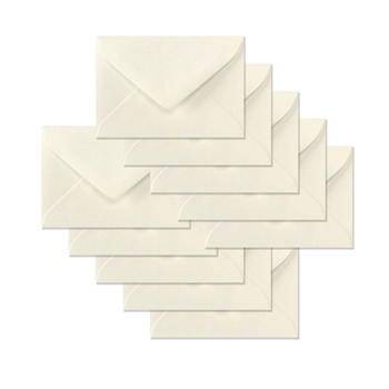 Simon Says Stamp Envelopes MINI CREAM SSSE47