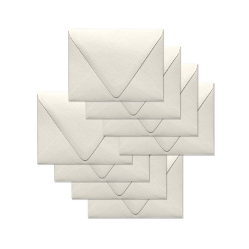 Simon Says Stamp Envelopes V FLAP METALLIC IVORY SSSE49 Preview Image