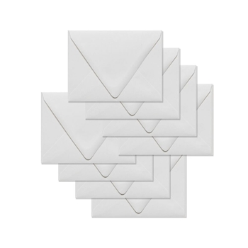 Simon Says Stamp Envelopes V FLAP WHITE SSSE51