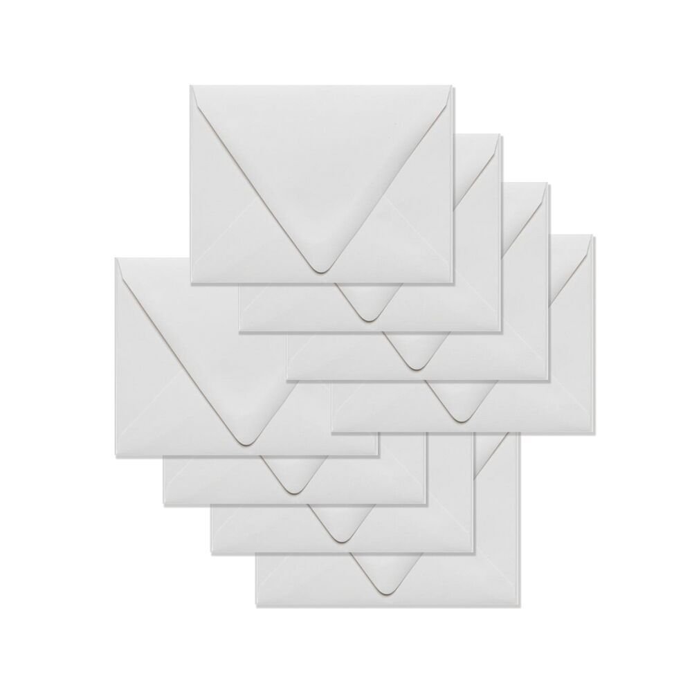 Simon Says Stamp Envelopes V FLAP WHITE SSSE51 zoom image