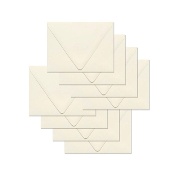 Simon Says Stamp Envelopes V FLAP CREAM SSSE55 *