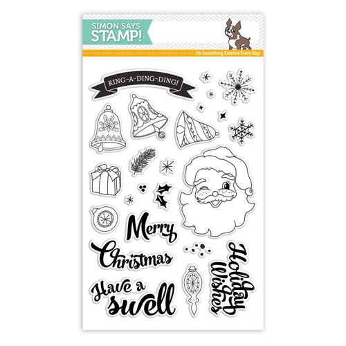 Simon Says Clear Stamps SWELL CHRISTMAS SSS101686  Preview Image