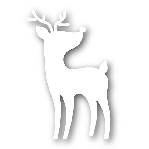 Simon Says Stamp RETRO DEER Wafer Die SSSD111688 Preview Image