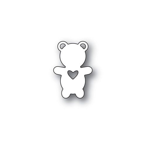 Simon Says Stamp BEAR HUGS Wafer Die S418 Preview Image
