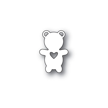 Simon Says Stamp BEAR HUGS Wafer Die S418