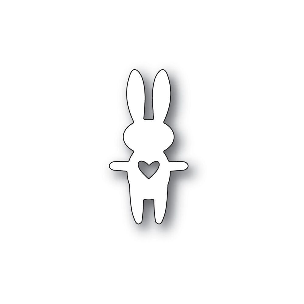 Simon Says Stamp BUNNY HUGS Wafer Die S416 zoom image