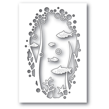 Memory Box UNDER THE SEA COLLAGE Craft Die 99703