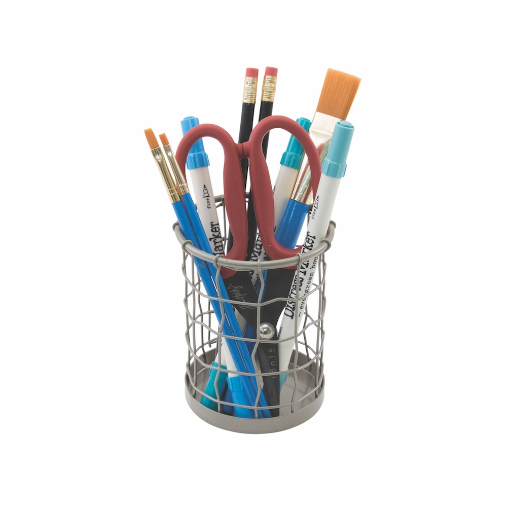 Tim Holtz Idea-ology WIRED TOOL CUP Storage Solutions CH93808 zoom image